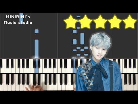 BTS (방탄소년단) - Trivia 轉 : Seesaw 《MINIBINI EASY PIANO ♪》 ★★★★★ [Sheet]