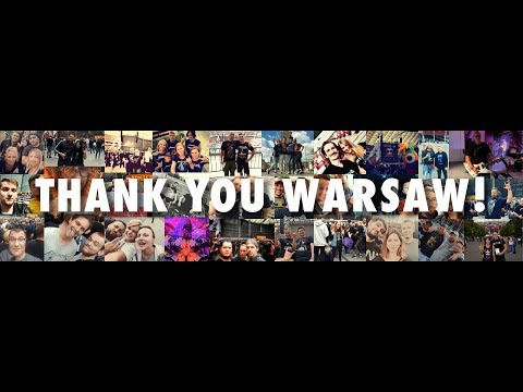 Metallica: Thank You, Warsaw!