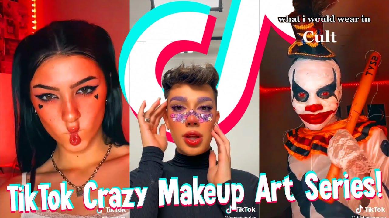 Really Crazy TikTok Makeup Art