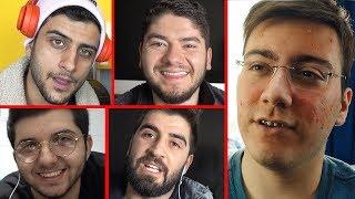 YOUTUBERLARIN TEPKİSİ (Enes Batur : Hayal Mi Gerçek Mi ?)