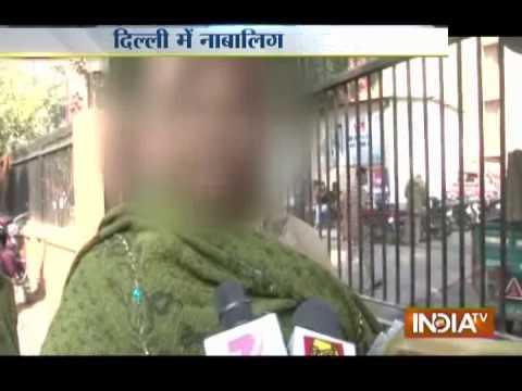 Schoolgirl Gang Raped in Delhi - India TV