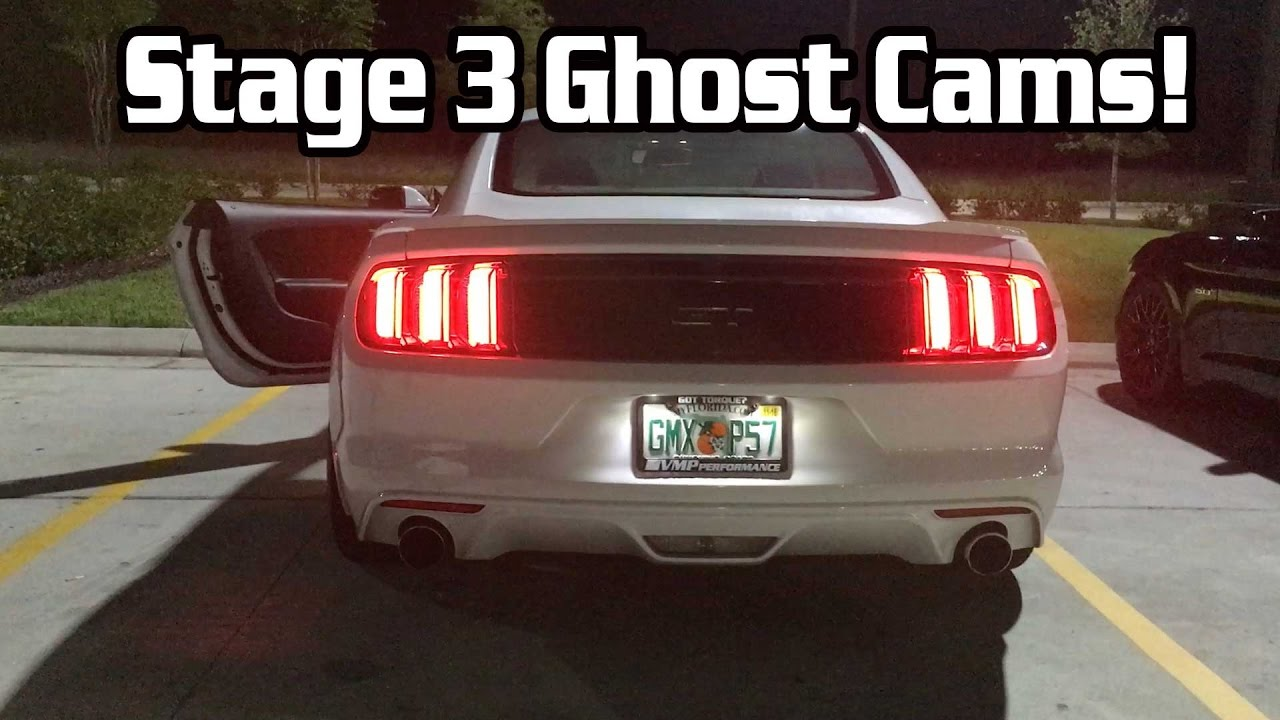 Ghost Cam Video | 2015+ S550 Mustang Forum (GT, EcoBoost