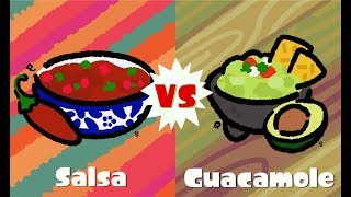 GO TEAM SALSA! (Splatoon 2 Splatfest Livestream)