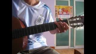 Đi qua bóng tối - Hướng dẫn đệm guitar