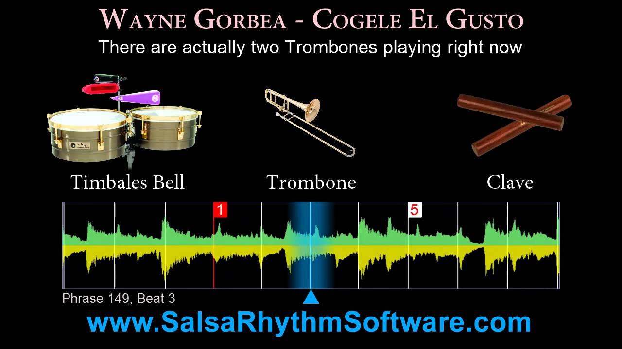 Cogele El Gusto by Wayne Gorbea - Salsa Rhythm & Timing (HD) - YouTube