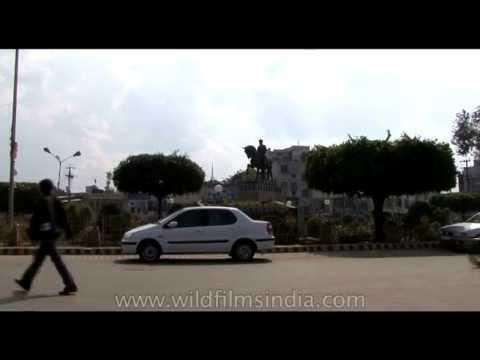 Traffic of Gwalior, Madhya Pradesh