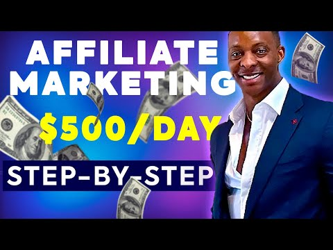 COMPLETE AFFILIATE MARKETING GUIDE FOR BEGINNERS TO MAKE $500 IN FIRST WEEK (make money online 2021)
