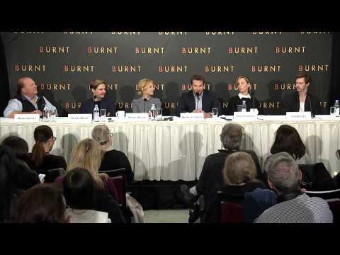 Burnt: Complete Press Conference - Bradley Cooper, Sienna Miller, Uma Thurman