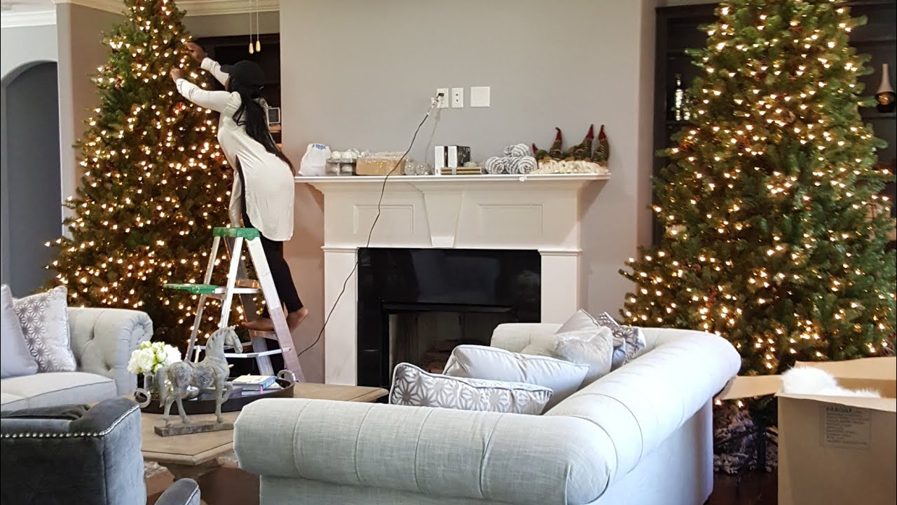 CLEAN WITH ME: BASIC LIVING ROOM CLEANING + HOBBY LOBBY ...
