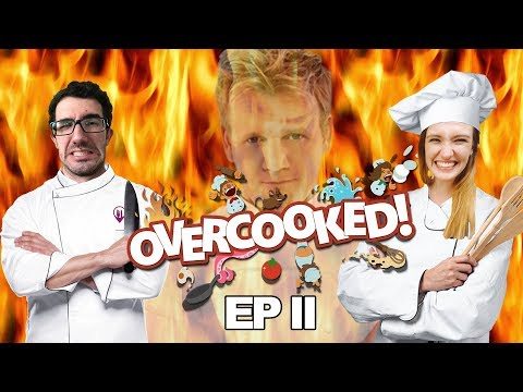 TURN THE HEAT UP - OVERCOOKED |