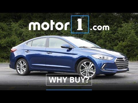 Why Buy? | 2017 Hyundai Elantra Limited Review