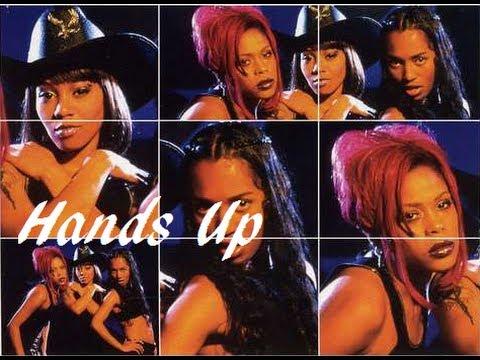 TLC-Hands up(Fan-video)