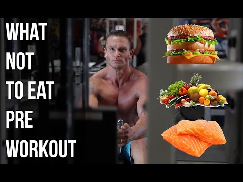 Foods to Avoid Pre-Workout: What Not to EatThomas DeLauer
