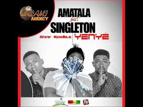 Amatala feat  Singleton - Yenye (Prod. by Salami Agency)
