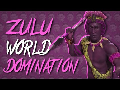 12 HOUR ZULU MEGASODE - Civilization 6 - Rise and Fall Expansion