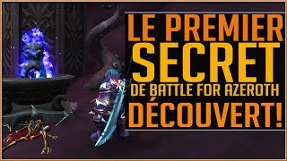Baixar LE PREMIER SECRET DE BATTLE FOR AZEROTH DÉCOUVERT !