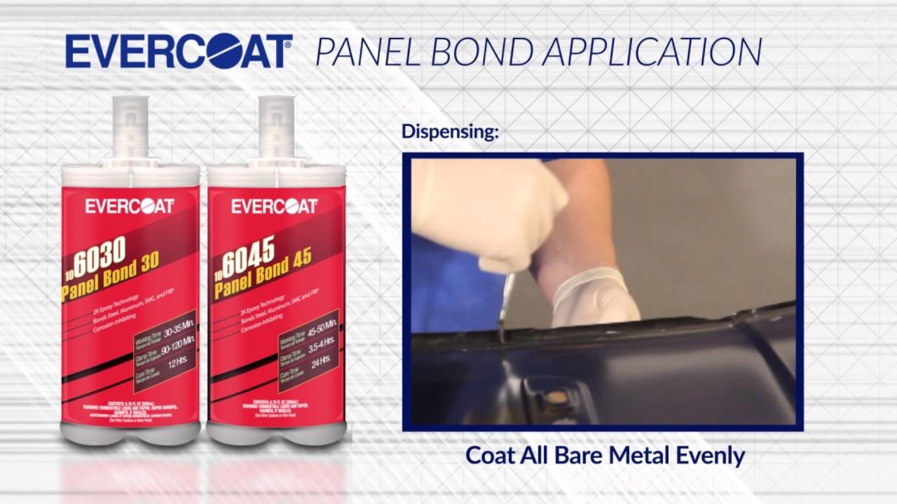 Evercoat Panel Bond SEMA 2016