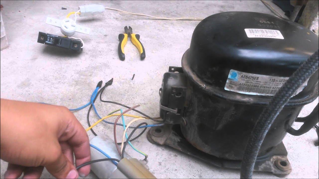 Ligao de motor compressor youtube fandeluxe Gallery