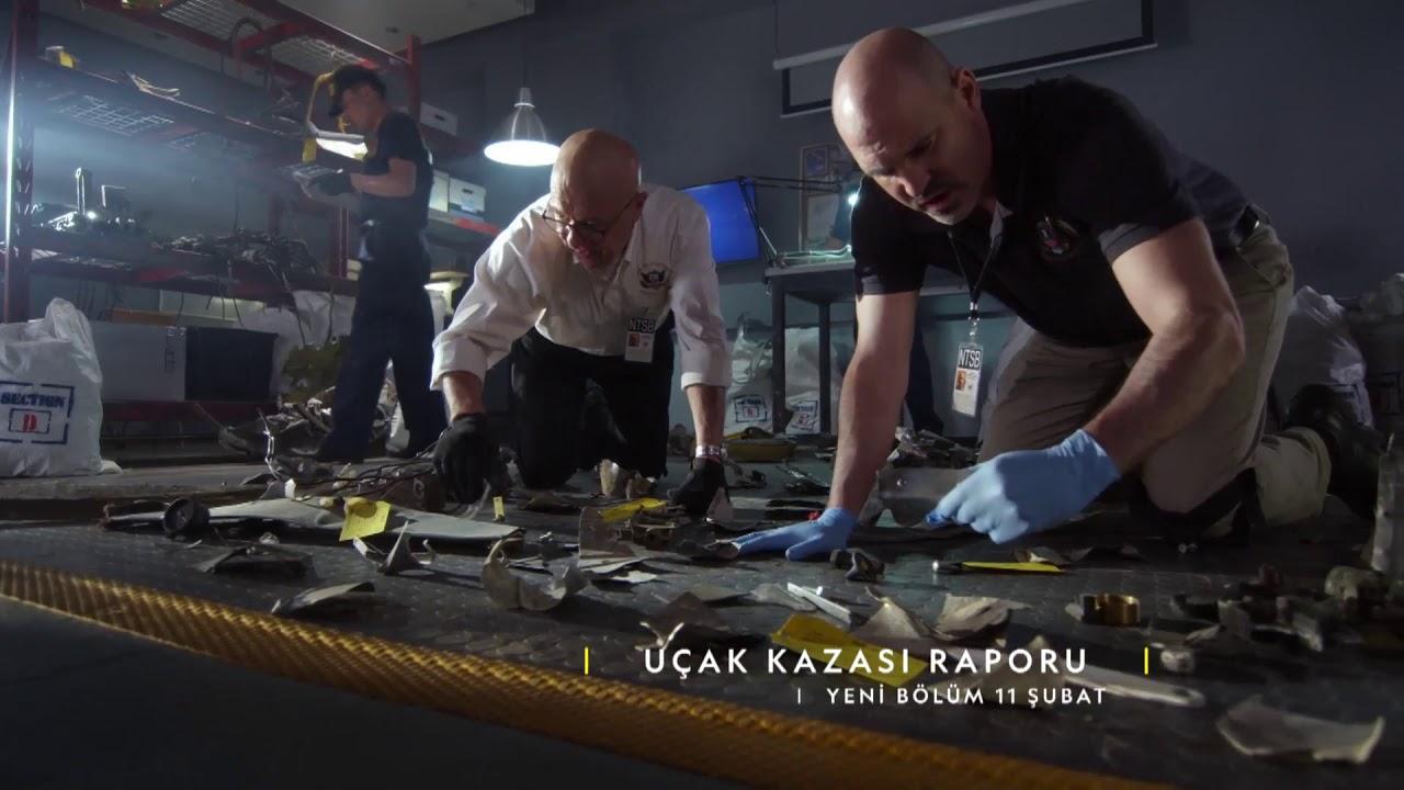 National Geographic | Uçak Kazası Raporu
