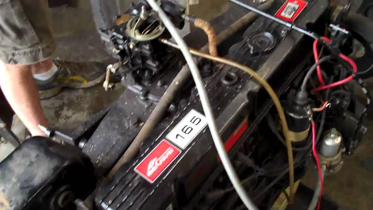 Mercruiser 165 Inline 6 Wiring Diagram - Residential Electrical ...