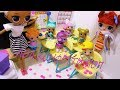 Куклы ЛОЛ школа. Конфетти поп переполох. Куклы #ЛОЛ школа новые серии #мультики