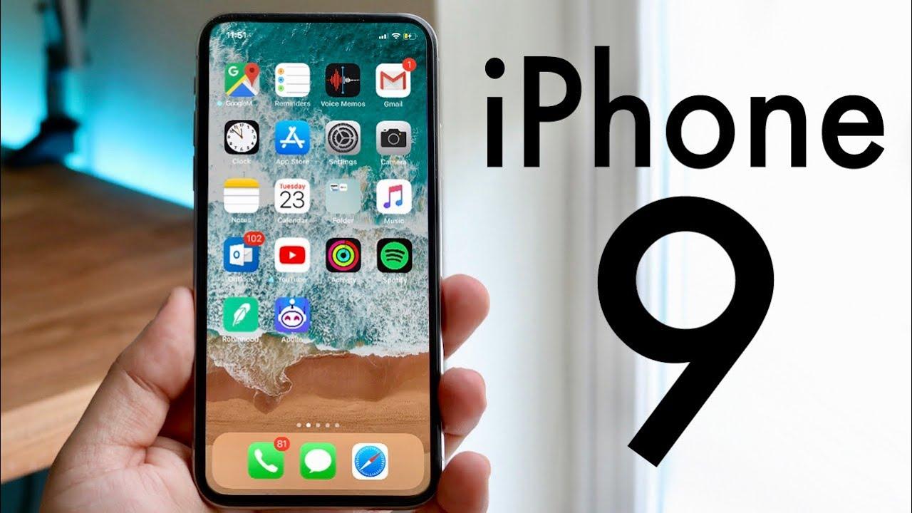 iPhone 9 😊
