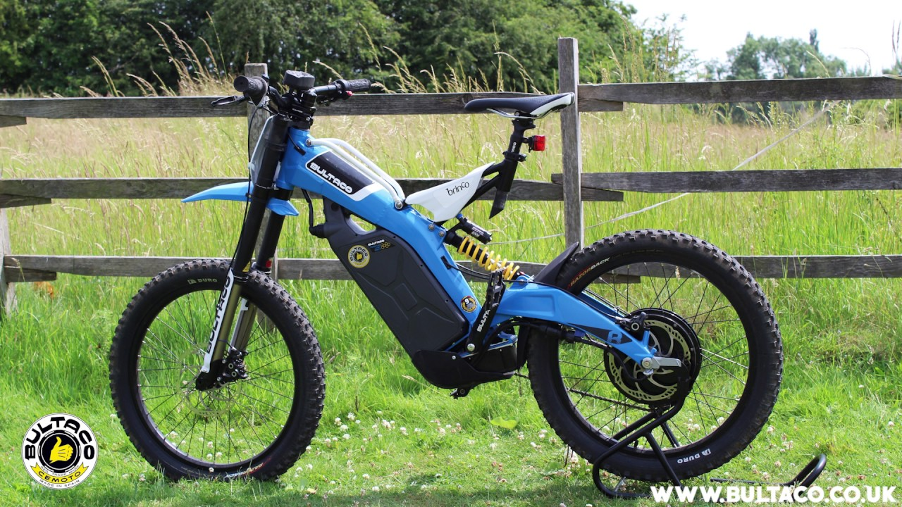 bultaco brinco r electric moto bike walk around youtube. Black Bedroom Furniture Sets. Home Design Ideas