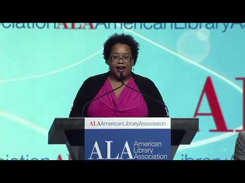 2015 American Library Association Youth Media Awards Press Conference