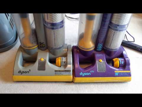 Double Dyson DC03 trouble! DC03 Absolute+ & DC03 Absolute+ Zorbster