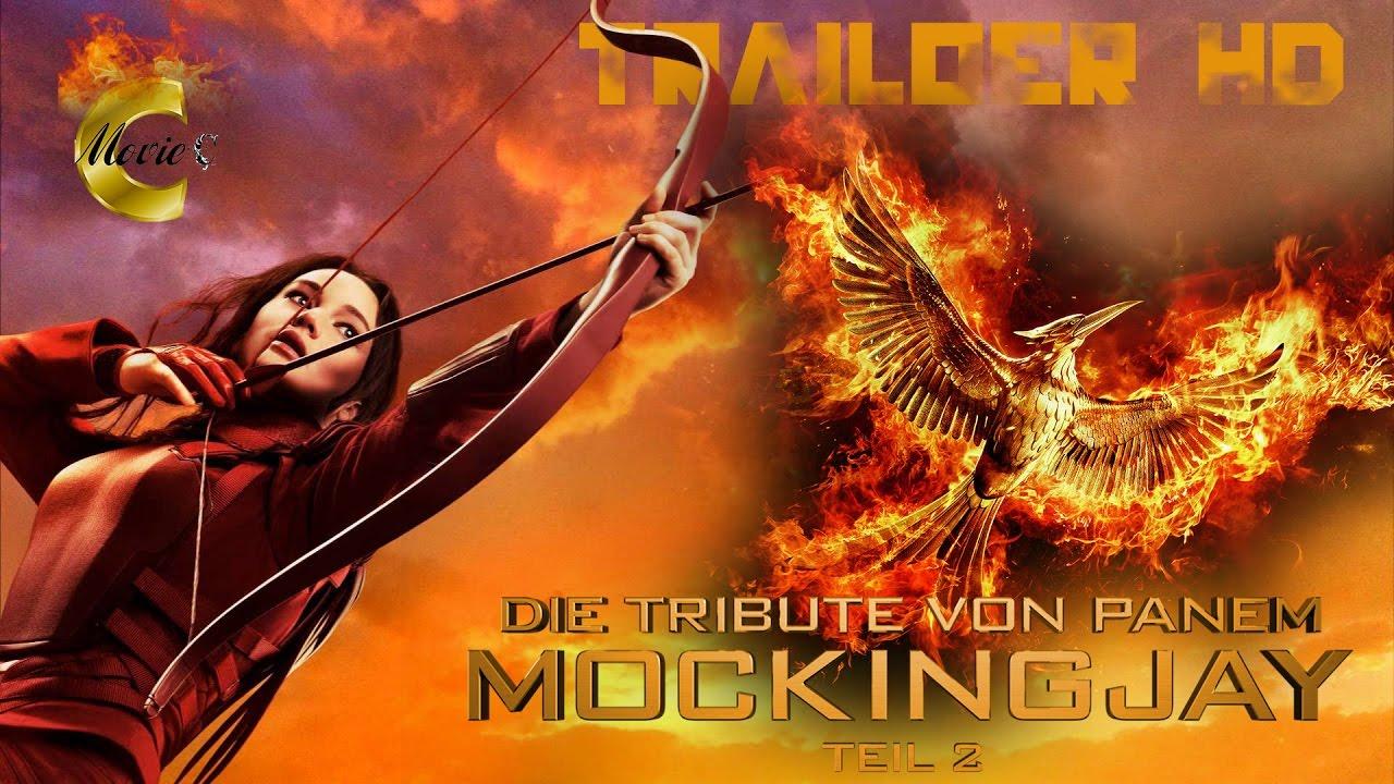 Die Tribute Von Panem - Mockingjay Teil 2 Trailer Deutsch