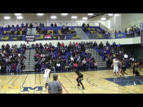 Bishop O'Dowd vs Bishop Montgomery High School Boys Basketball FULL GAME 11/26/16