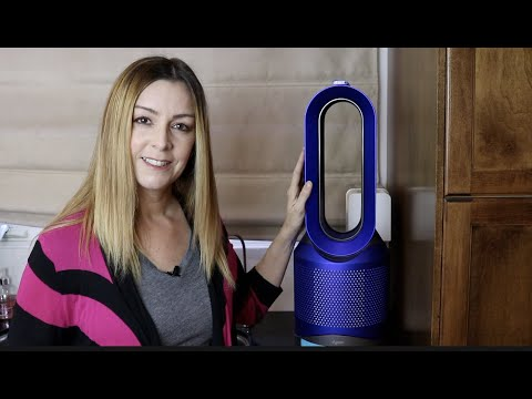 How to change the filter on Dyson fan, purifier, heater