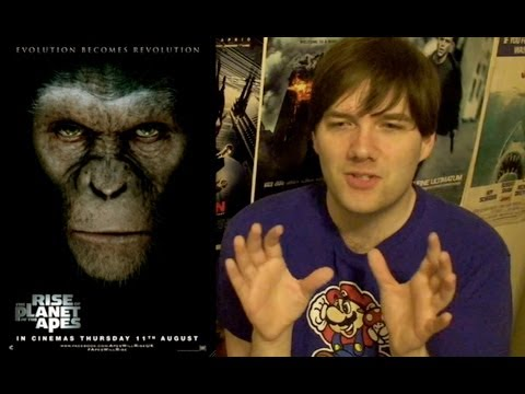Rise of the Planet of the Apes - Movie Review by Chris Stuckmann