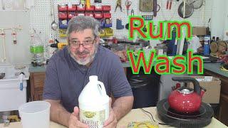 E71 Making a Rขm (Part 1 the wash)