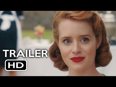 Breathe Official Trailer #2 (2017) Andrew Garfield, Claire Foy Biography Movie HD