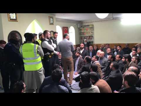 Afghan Islamic Cultural Centre 6.03.2016