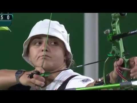 Deepika Enters Archery pre-quarters ||Deepika Kumari Rio Olympics 2016