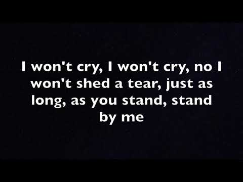 Stand By Me - Skylar Grey (lyrics)