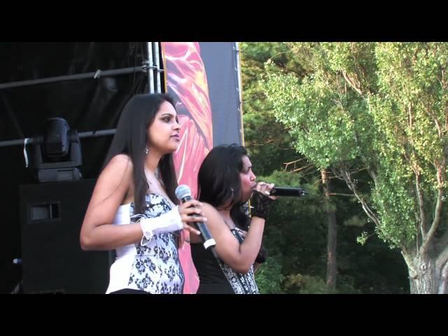 Jennifer & Anupa Bhagwandin MILAN Festival