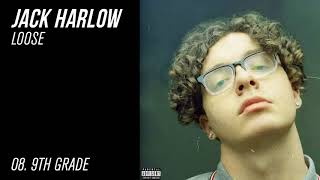 Jack Harlow - 9TH GRADE (Official Audio) thumbnail