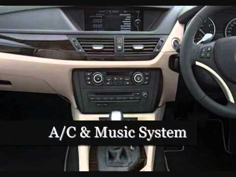 Bmw X1 Model Specification Exterior Interior Appearance Youtube