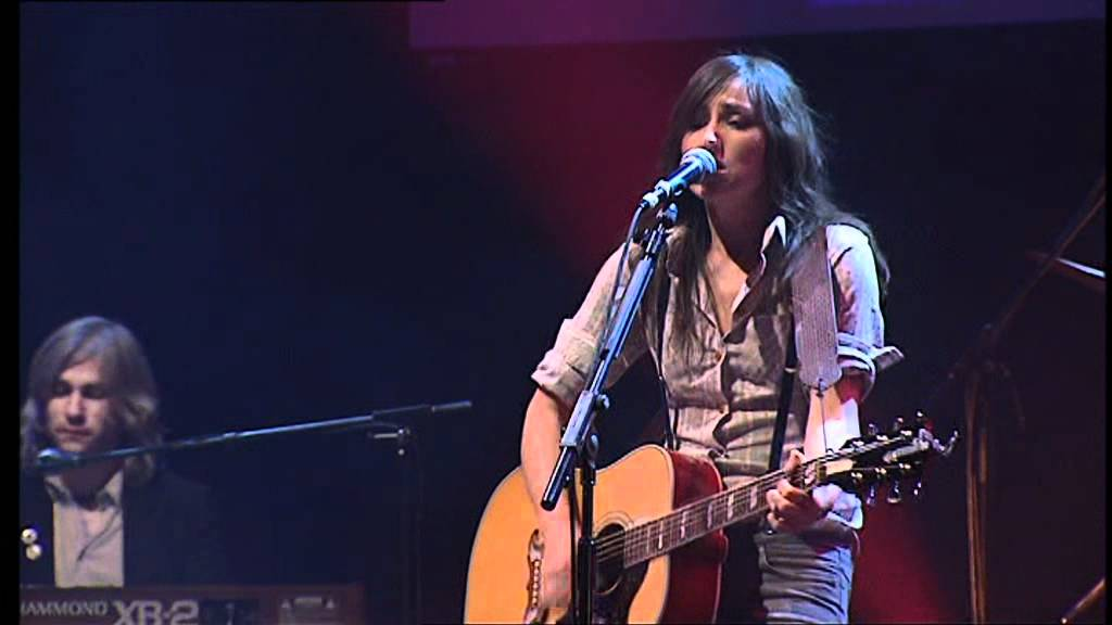 KT Tunstall - Tangled Up In Blue - Talking Bob Dylan Blues Chords ...
