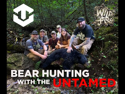 Bear Hunting with the UNTAMED | The Wild and Free TV