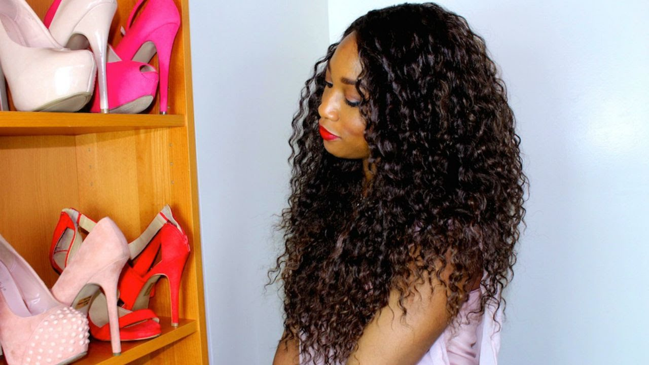 Outre Synthetic Lace Front Batik Peruvian Wig Review