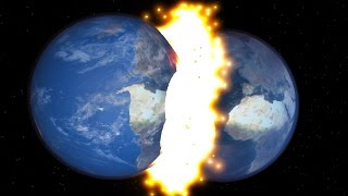 WHEN WORLDS COLLIDE - Universe Sandbox²