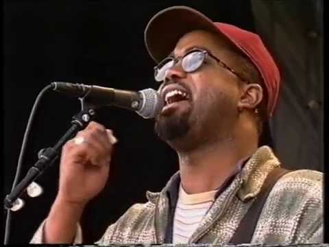 Hootie And The Blowfish - Hold My Hand - PINKPOP 1995
