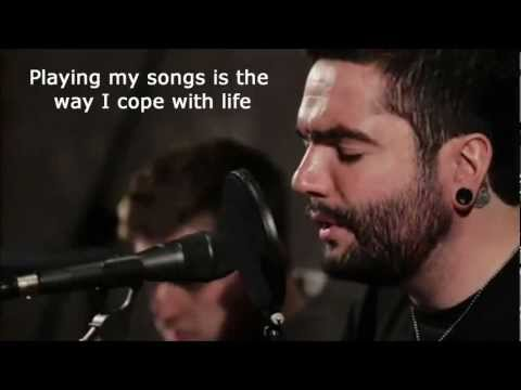 All I Want - A Day to Remember (acoustic) w/Lyrics *tabs in description*