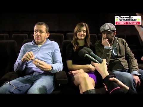 """VIDEO. Dany Boon et Kad Merad présentent """"Supercondriaque"""" à"""