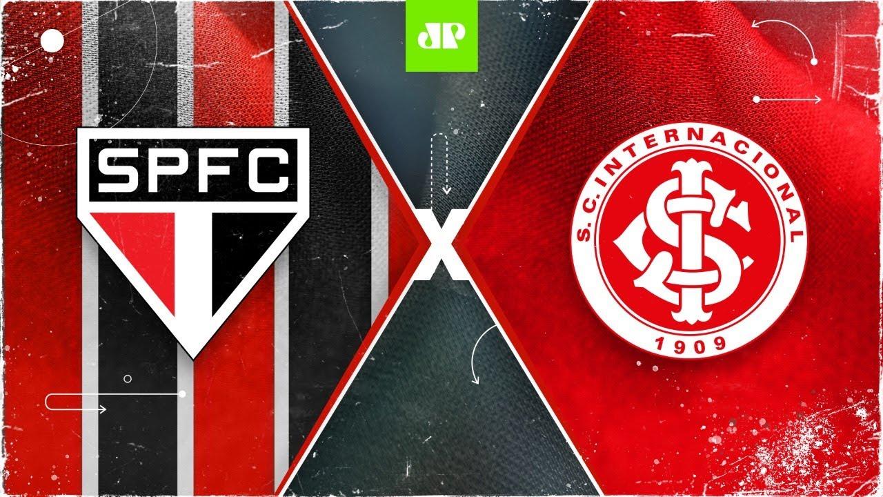 Sao Paulo 1 X 5 Internacional 20 01 2021 Brasileirao Youtube