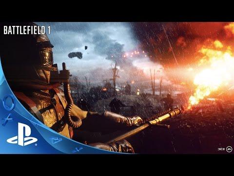 Battlefield 1 - Official Reveal Trailer | PS4